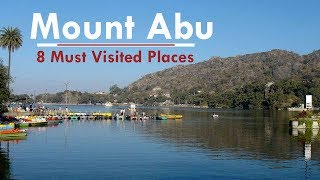 Popular Hill Station Mount  Abu