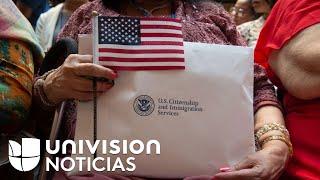Senador Durbin dice que solo faltan cinco votos para aprobar el camino a la ciudadanía para dreamers