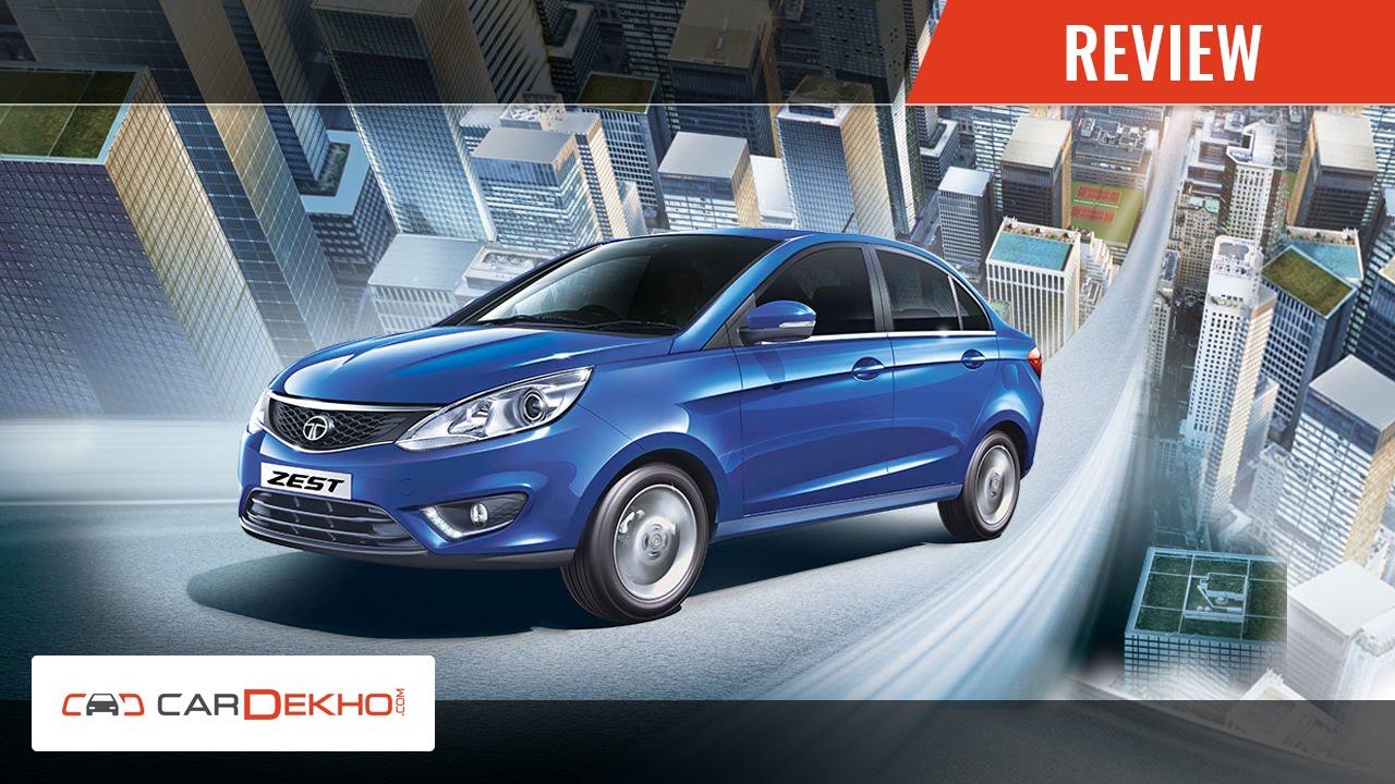 Tata Zest | Know Your Car - Interiors & Exteriors