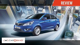 Tata Zest | Know Your Car - Interiors & Exteriors