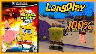 The SpongeBob SquarePants Movie Game -  Longplay 100% Full Game Walkthrough (No Commentary)