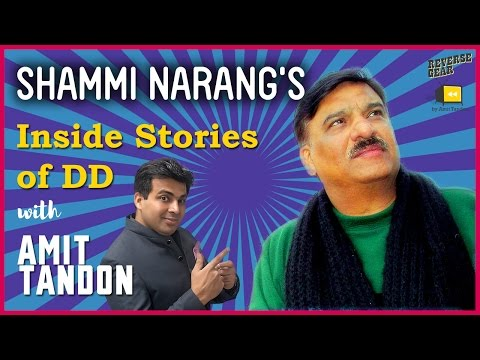 connectYoutube - Shammi Narang - The Inside Stories at DD