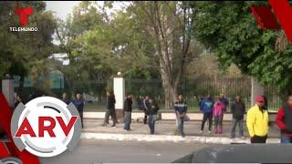 Detienen al abuelo del niño que realizó tiroteo escolar en Torreón | Al Rojo Vivo | Telemundo
