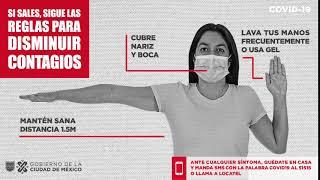 En el #SemáforoNaranja no olvides la reglas básicas de prevención ante el Covid19, ¡No te confíes!