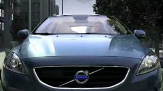 New Volvo V40 Design Video