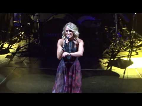 connectYoutube - Dirty Laundry - Carrie Underwood - Oklahoma City - November 23, 2016 - The Storyteller Tour
