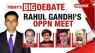 Rahul Gandhi's Oppn Meet | Will Deadlock Finally End? | NewsX - NEWSXLIVE