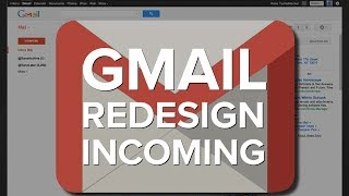 Gmail is about to get a redesign (CNET News)