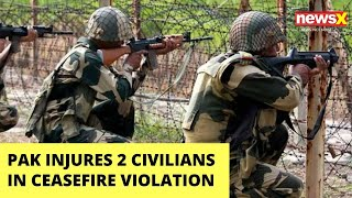 Pak injures 2 civilians in ceasefire violation in Tanghdar, Kupwara | NewsX - NEWSXLIVE