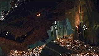 The sounds of Smaug and others from the 'Hobbit'