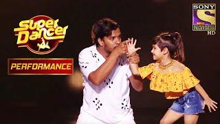 Vaishnavi और Paul के 'Sapne Re' Performance ने सब को रुला दिया | Super Dancer Chapter 2 - SETINDIA