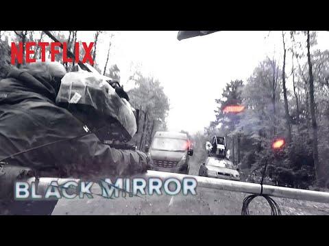connectYoutube - Black Mirror | Featurette: Metalhead | Netflix