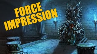 Force Impression - Shroud of the Avatar: Forsaken Virtues (Pre-Alpha)