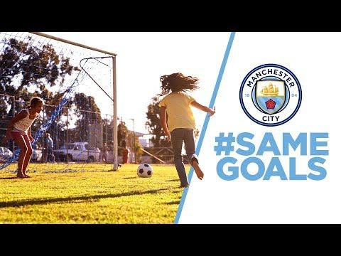 SAME GOALS   Same City, Same Passion