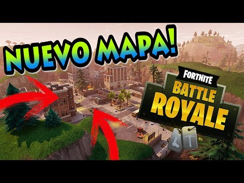connectYoutube - NUEVO MAPA CONFIRMADO para Fortnite Battle Royale