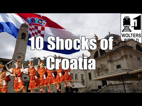 connectYoutube - Visit Croatia - 10 Things That Will SHOCK You About Croatia
