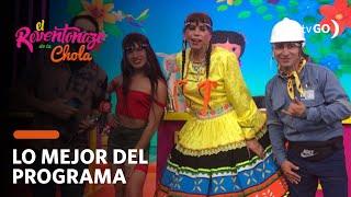 El Reventonazo de la Chola: La Uchulú y el Ingeniero Bailarín se enfrentan en reto de baile (HOY)