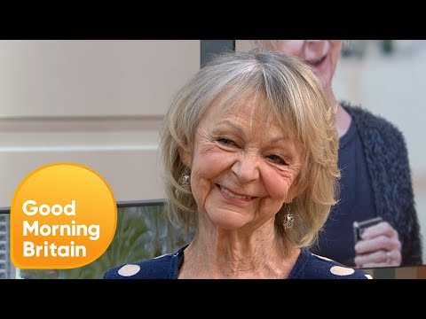 Sheila Reid Isn't Ruling Out A Return To Benidorm | Good Morning Britain