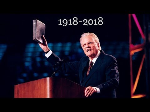 Billy Graham Dead at 99 - LIVE BREAKING NEWS COVERAGE