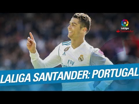 LaLiga Santander en el Mundial: Portugal