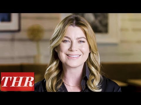 connectYoutube - Ellen Pompeo: 'Grey's Anatomy,' Motherhood, & 'Finish That Sentence!' | THR