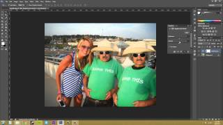 Photoshop CS6 Tutorial - 70 - Intro to Adjustment Layers