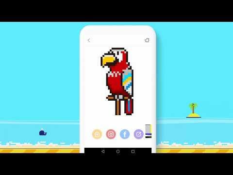 Nopix Sayılarla Boyama Oyunları 142 Android Aptoide Için Apk Indir