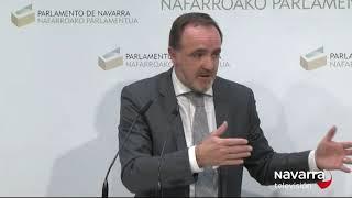 Las competencias de tráfico siguen enfrentando a Gobierno y Navarra Suma