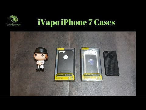 iVapo iPhone 7 & 7 Plus Case Review