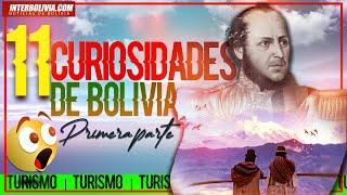 ???? 11 DATOS CURIOSOS DE BOLIVIA ???????? [ PRIMERA PARTE ] ????