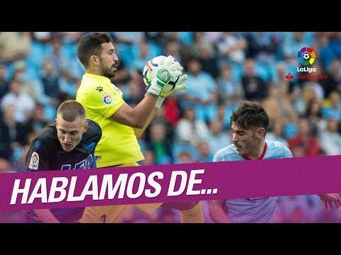 Hablamos de... Fernando Pacheco, jugador del Deportivo Alavés