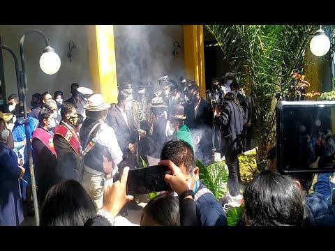 ¡Con misa intercultural! Festejos por los 211 años de Cochabamba