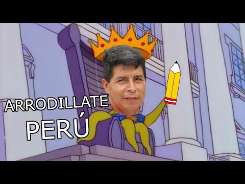 PEDRO CASTILLO: PRIMERAS DECLARACIONES