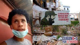 Jóvenes cubanos alzan sus voces desde Cuba agotados y cansados de la miseria: