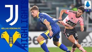 Juventus 1-1 Hellas Verona | I Bianconeri rimontano con Kulusevski | Serie A TIM