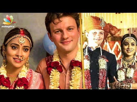 connectYoutube - Shriya Saran Married for the Second Time to Andrei Koscheev | Celebrity Wedding | Hot News