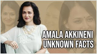 Akkineni Amala Biography ( Personal Life ) | Unknown Facts About Akkineni Amala | Nagarjuna | TFPC - TFPC