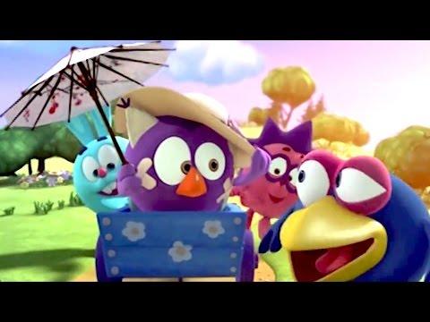 Кадр из мультфильма «Смешарики. Новые приключения. Заботливые»