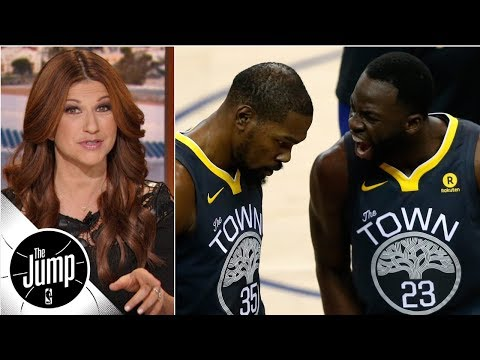 Will Warriors' drama derail chance at another title? | The Jump