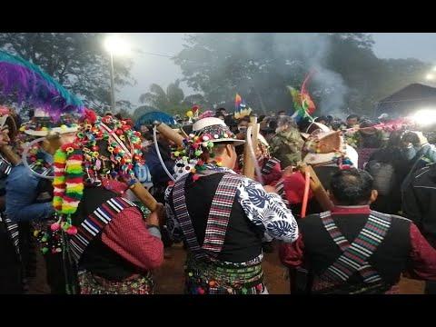 Recibimos el año nuevo Aymara desde La Guardia