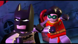 LEGO Batman: The Video Game Walkthrough - Episode 1-2 The Riddler's Revenge - An Icy Reception