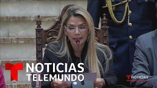 España declara personas no gratas a tres diplomáticos bolivianos   Noticias Telemundo