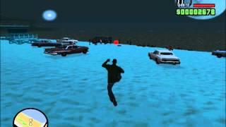 GTA San Andreas. Прохождение: Жизнь - это пляж (миссия 18).