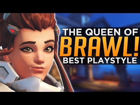 connectYoutube - Overwatch: BEST Brigitte Playstyle - Everything You NEED to Know!