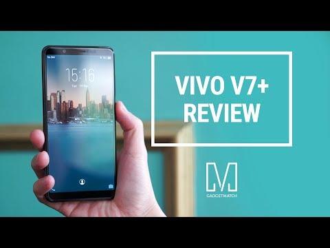 Vivo V7+ Unboxing and Review: Borderless for less (Vivo V7 Plus)