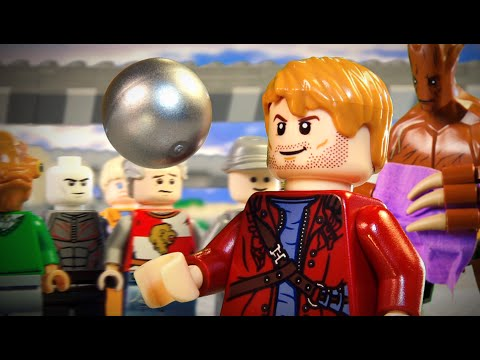 connectYoutube - Guardians of the Galaxy IN LEGO!