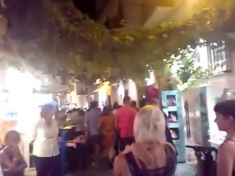 connectYoutube - Ibiza- Calle d'Enmig - Puerto