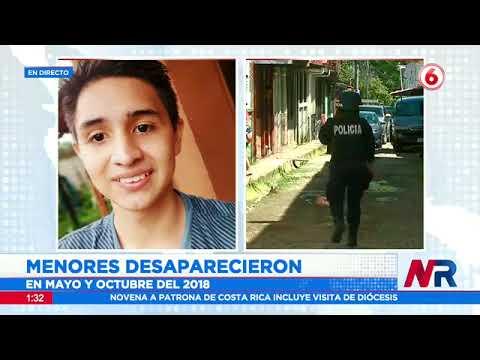 Detienen a sospechoso de desaparición y muerte de dos menores