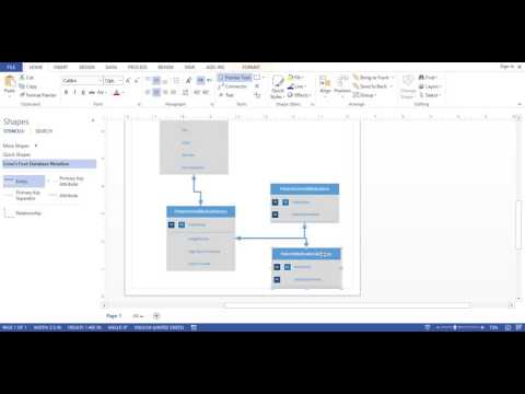 download youtube to mp3 visio 2013 database diagram crows foot notation - Erd Visio 2010
