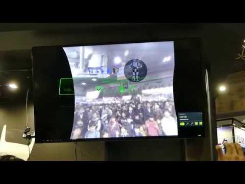 トヨタ T-HR3 操縦者HMD視点 2017国際ロボット展